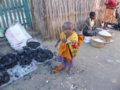 10 Petits marchands dans les rues de SAKALALINA