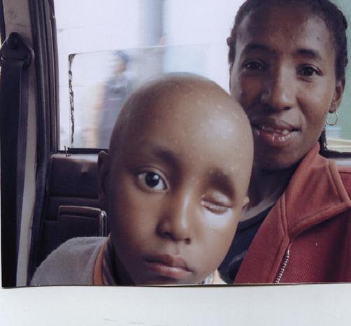 2012 OLIVIER après son opération et chimio