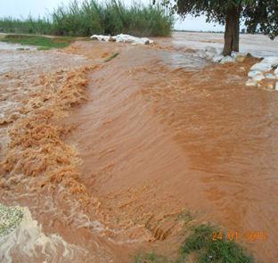 2015 Inondation suite au cyclone à MIANDRIVAZO