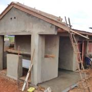 2016 2 WC de l'école d'Ambohimahazo