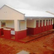 2016 Ambohimahazo WC terminés