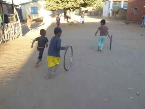 6 Jeux d'enfants