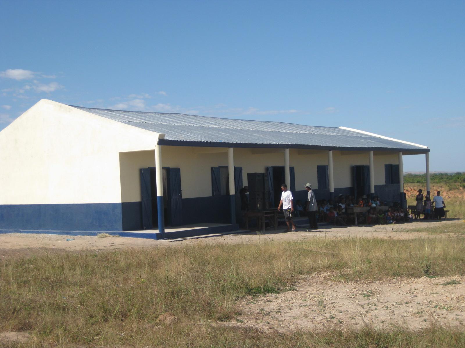 Ecole d'ANKILIMASOA