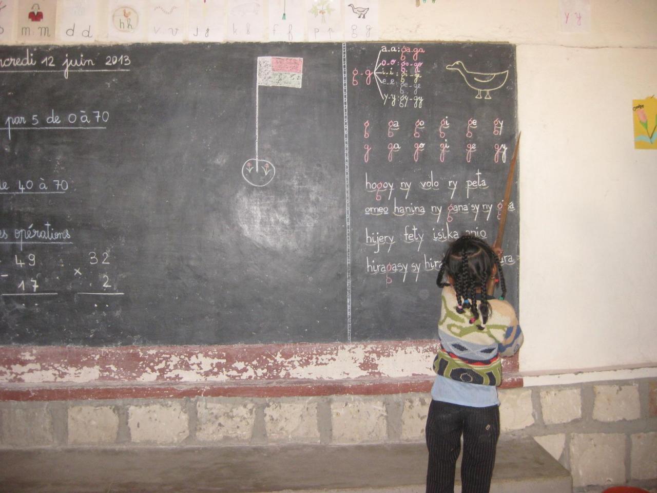École de MIANDRIVAZO