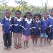 Enfants parrainés de VONDROZO