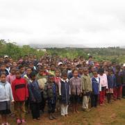 Parrainage collectif  école d'AMBOHIMAHAZO - Primaire